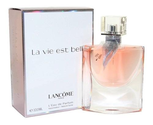 perfume la vie est belle lancome woman 100ml