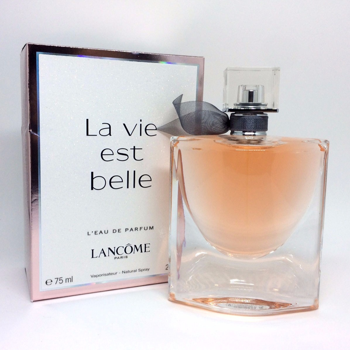 1ff5d3c4e perfume la vie est belle - l eau de parfum - 75ml - lancome. Carregando  zoom.