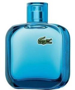 perfume lacoste bleu 100% original gar - ml a $1190
