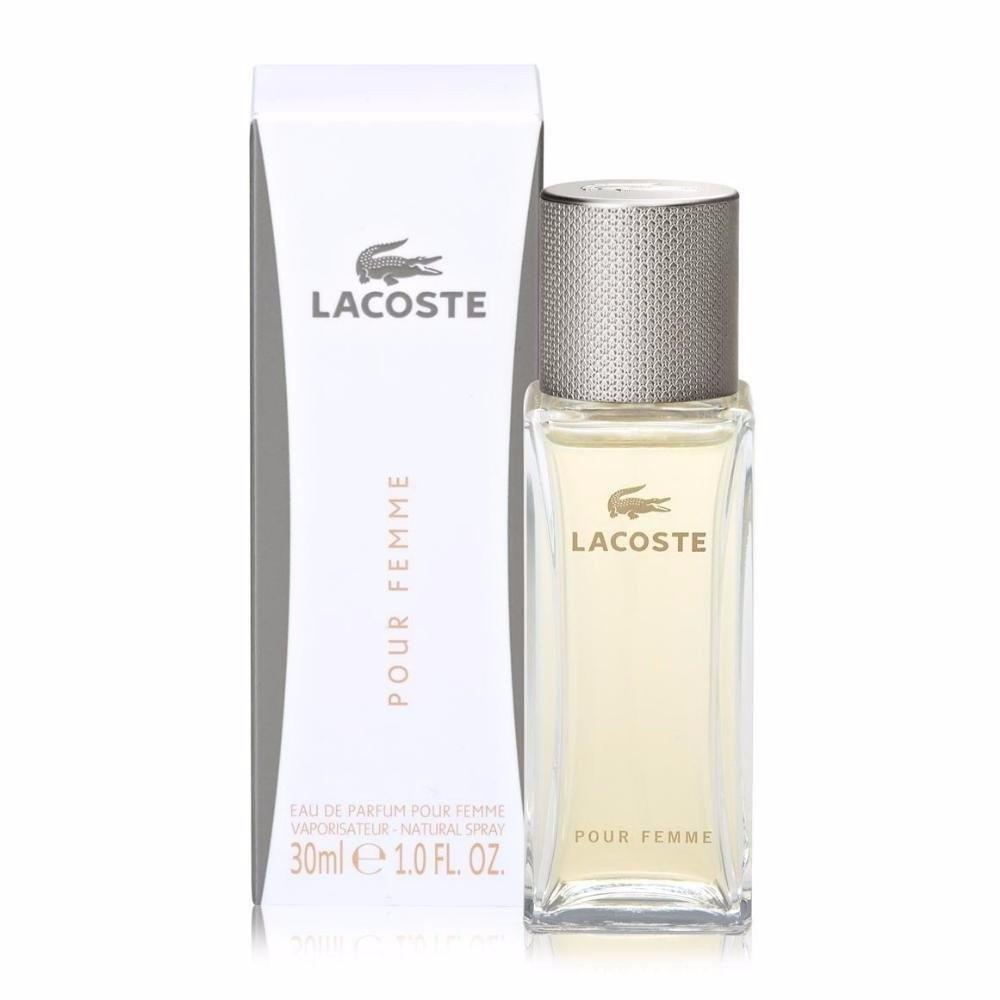 6cfb3846d9dff Perfume Lacoste Pour Femme Feminino Edp 90ml Original - R  279