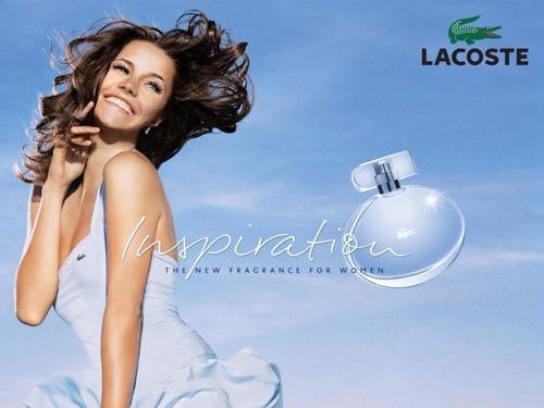 perfume lacoste inspiration 75 ml 100% - ml a $1667