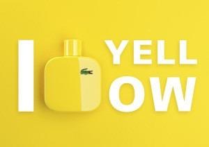 perfume lacoste jaune (amarillo) 100 ml original envio grati