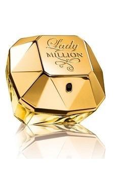 perfume lady million 80ml para mujer original mil esencias