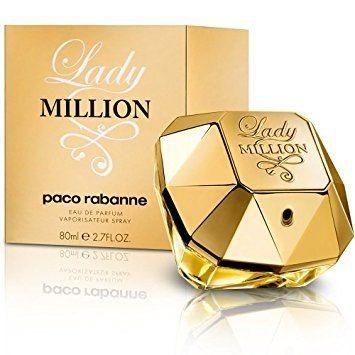 perfume lady million original 80ml