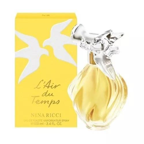 perfume l'air du temps de nina ricci para las mujeres