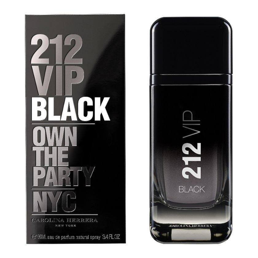 13892ec7c4371 perfume lançamento 212 vip black carolina herrera edp 100ml. Carregando  zoom.