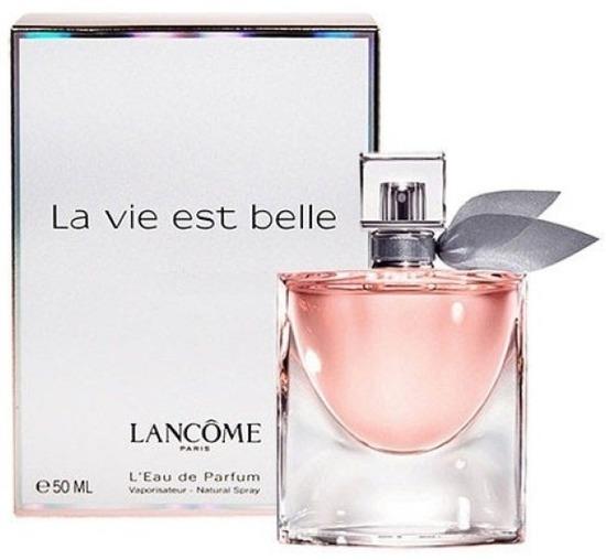 ee4484ae44 Perfume Lancôme La Vie Est Belle Eau De Parfum Feminino 50ml - R ...