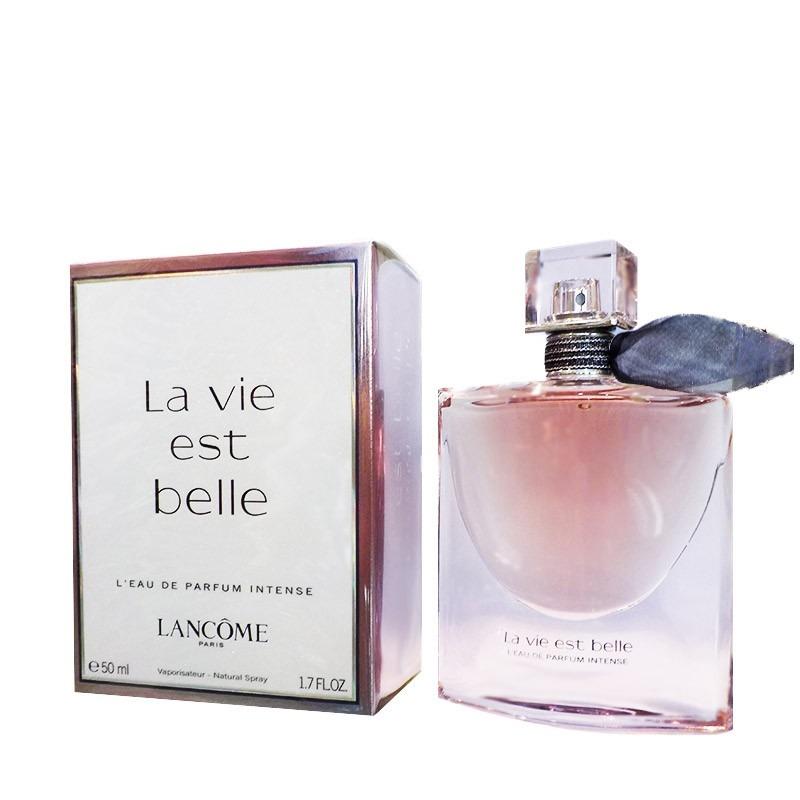 65e30976b17 Características. Marca Lancôme  Nome do perfume La Vie Est Belle Intense   Versão Intense  Gênero Feminino  Tipo Eau de parfum intense ...