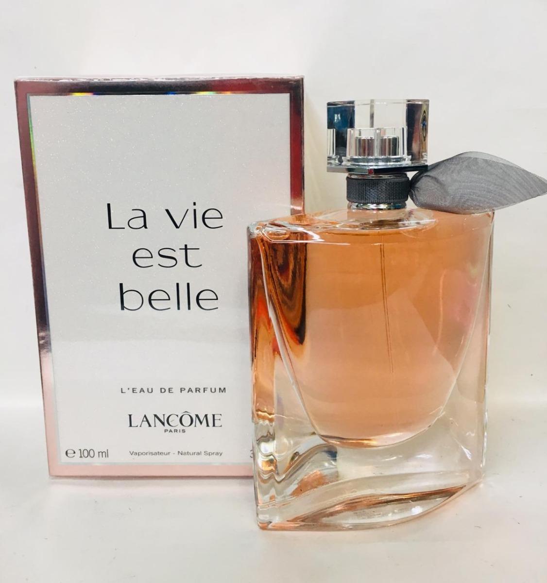 caff096771 Perfume Lancôme La Vie Est Belle 100ml Edp Lacrado - R$ 369,99 em ...