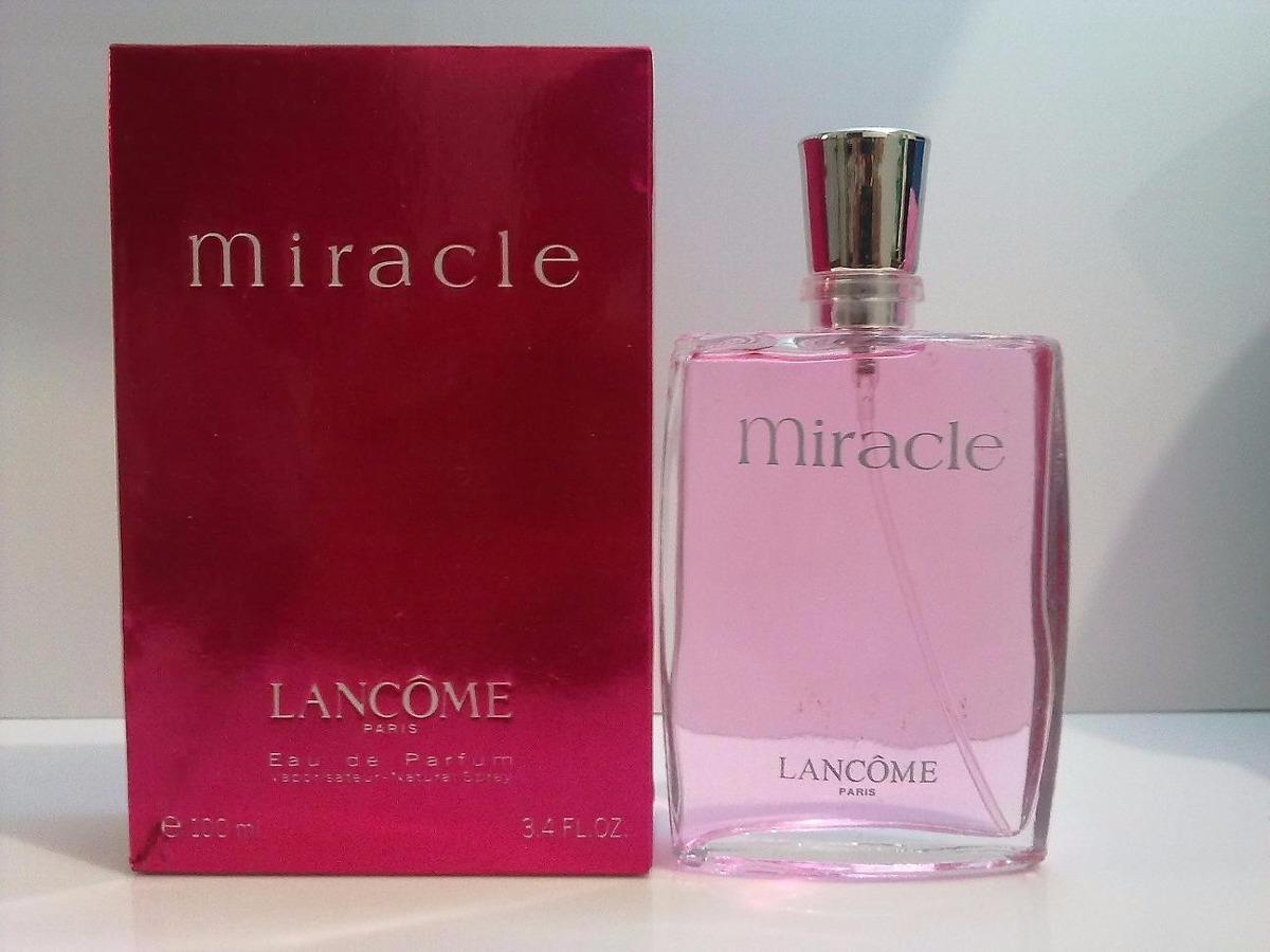 Original Perfume Miracle Lancome 100ml Dama Saldo tCQdBxrosh
