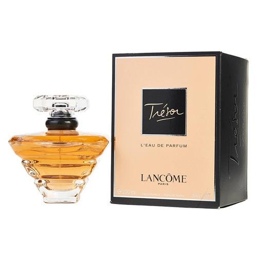 perfume lancome tresor original mujer 100ml