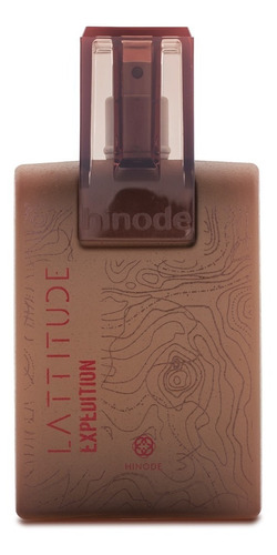 perfume latitude expedition 100ml hinode frete gratis !!