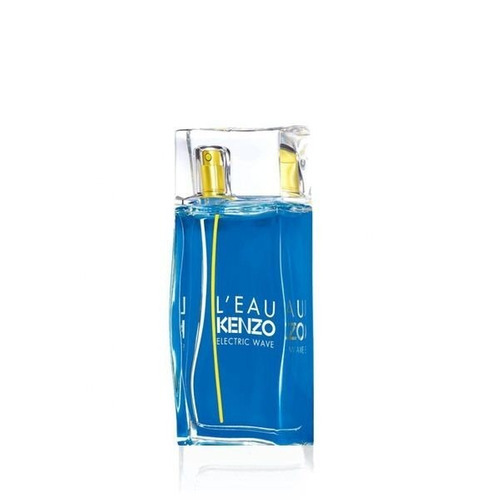 perfume l´eau kenzo electric wave homme  edt 50ml