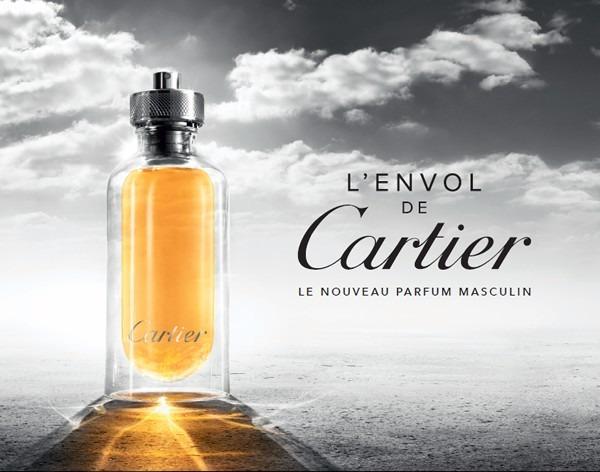 141a8c30c Perfume Lenvol De Cartier Eau De Parfum 100ml - Masculino - R  815 ...
