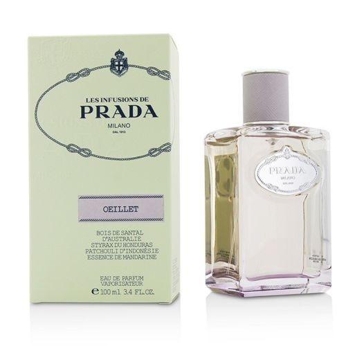 Perfume Les Prada De 100ml Oeillet Infusions sthxrCQd