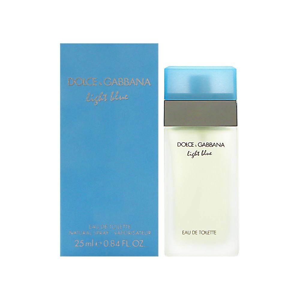 34998a830 Perfume Light Blue 25ml Edt Dolce   Gabbana Original - R  120