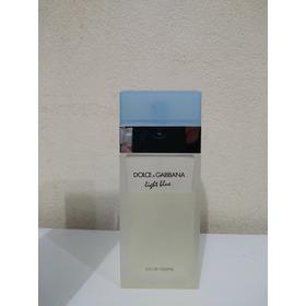 Perfume Light Blue Feminino De 100 Ml