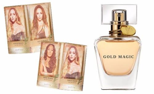 perfume little mix gold magic  - 30ml - cosmopolitan bazar