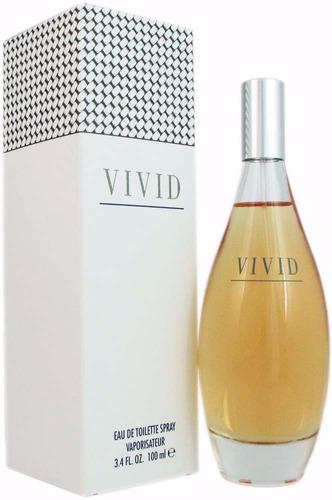 perfume liz claiborne vivid 100 ml mujer original envio hoy