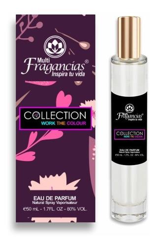 perfume locion 360° women 50ml by mult - ml a $800