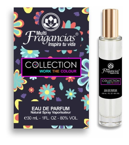 perfume locion olympea 30ml by multifra - ml a $833