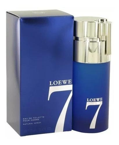 perfume loewe 7 masculino 100ml eau de toilette - original