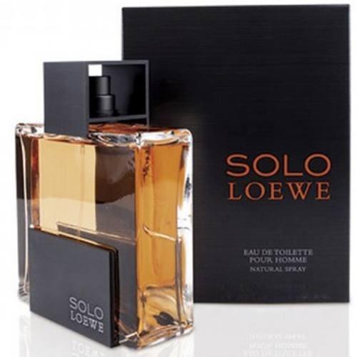 perfume loewe solo 125 ml men