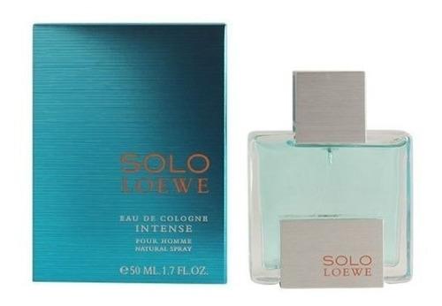 perfume loewe solo loewe masculino 50ml edc intense original