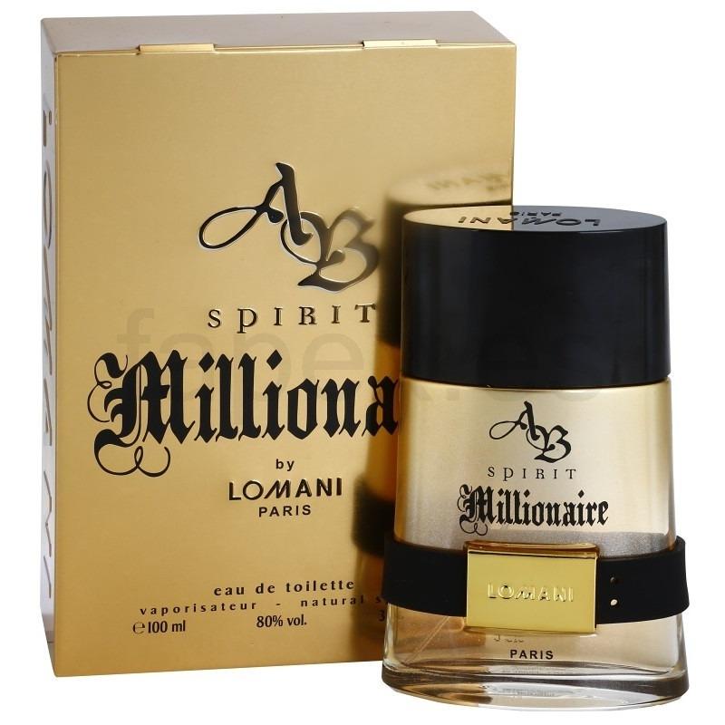 999 Lomani Spirit Hombre Gratis Ab 88 Perfume Millionaire Envío HgxCqCw