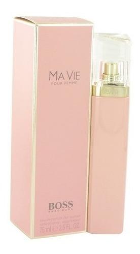 perfume ma vie hugo boss femme edp 75 ml  original lacrado