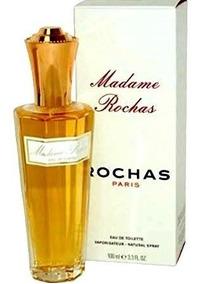 Rochas Paris LacradoAmostrinha Madame 100ml Perfume 6vf7gyYb