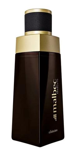 perfume malbec absoluto boticário 100ml original e lacrado