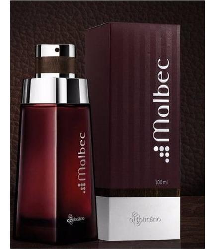 perfume malbec colônia100ml boticário original frete grátis