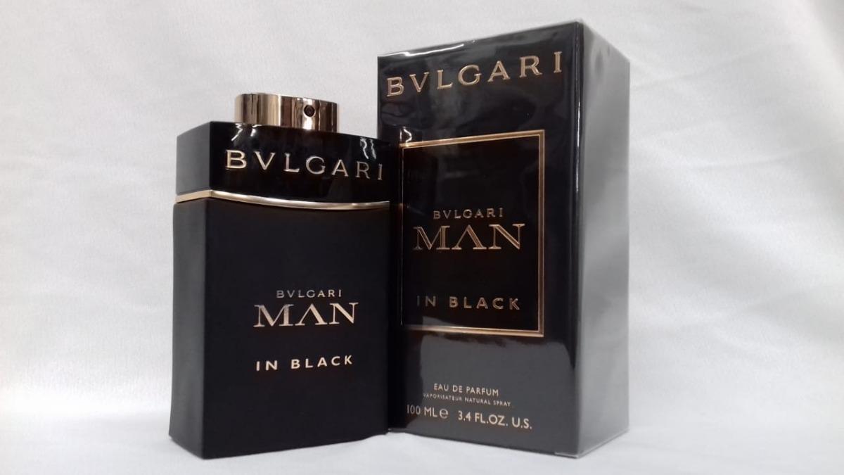 1feb96b4ff1 perfume man in black bvlgari eau de parfum hombre 100 ml. Cargando zoom.