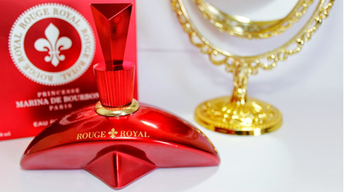 perfume marina de bourbon rouge royal 100ml*original/lacrado