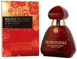 perfume maroussia slava zaitsev for women edt 100ml - novo