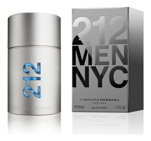 perfume masculino 212 men eau de toilette 50 ml original