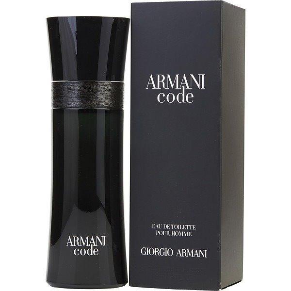 Perfume Toilette 125 Ml Masculino Armani Code De Eau EIH29D