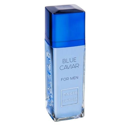 perfume masculino blue caviar - paris elysees 100 ml