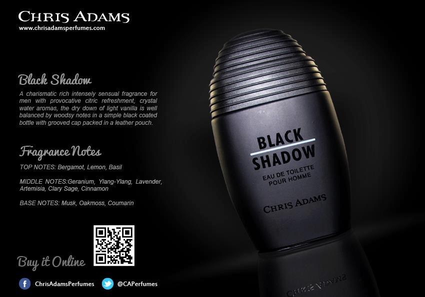 0e378c7e2e perfume masculino chris adams - black shadow edt 100ml. Carregando zoom.