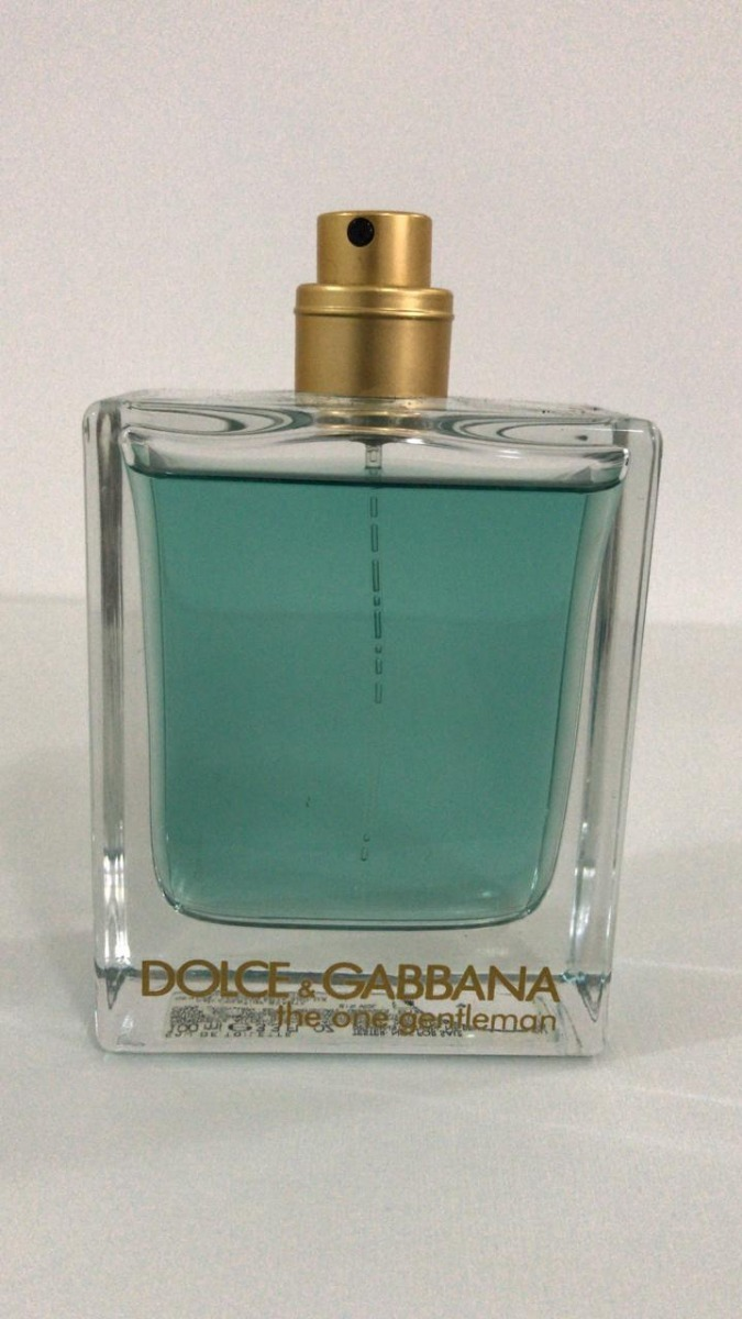 perfume masculino d g the one gentleman edt 100ml - tester. Carregando zoom. 15e01dfd61