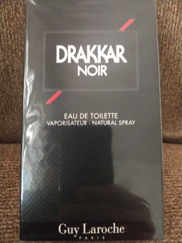 perfume masculino drakkar noir 200ml