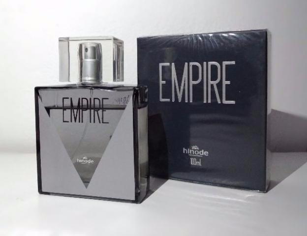 e4cf039fe Perfume Masculino Empire Hinode - 100ml - Original. Lacrado - R  128 ...
