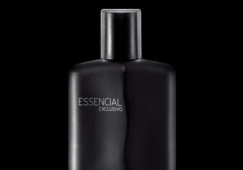 perfume masculino - essencial exclusivo