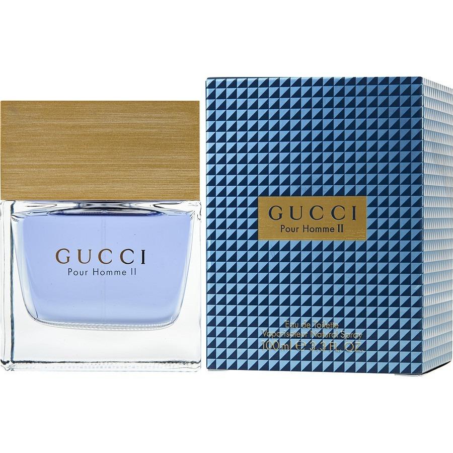 Características. Marca Gucci  Nome do perfume Pour Homme ... 7574287ba72