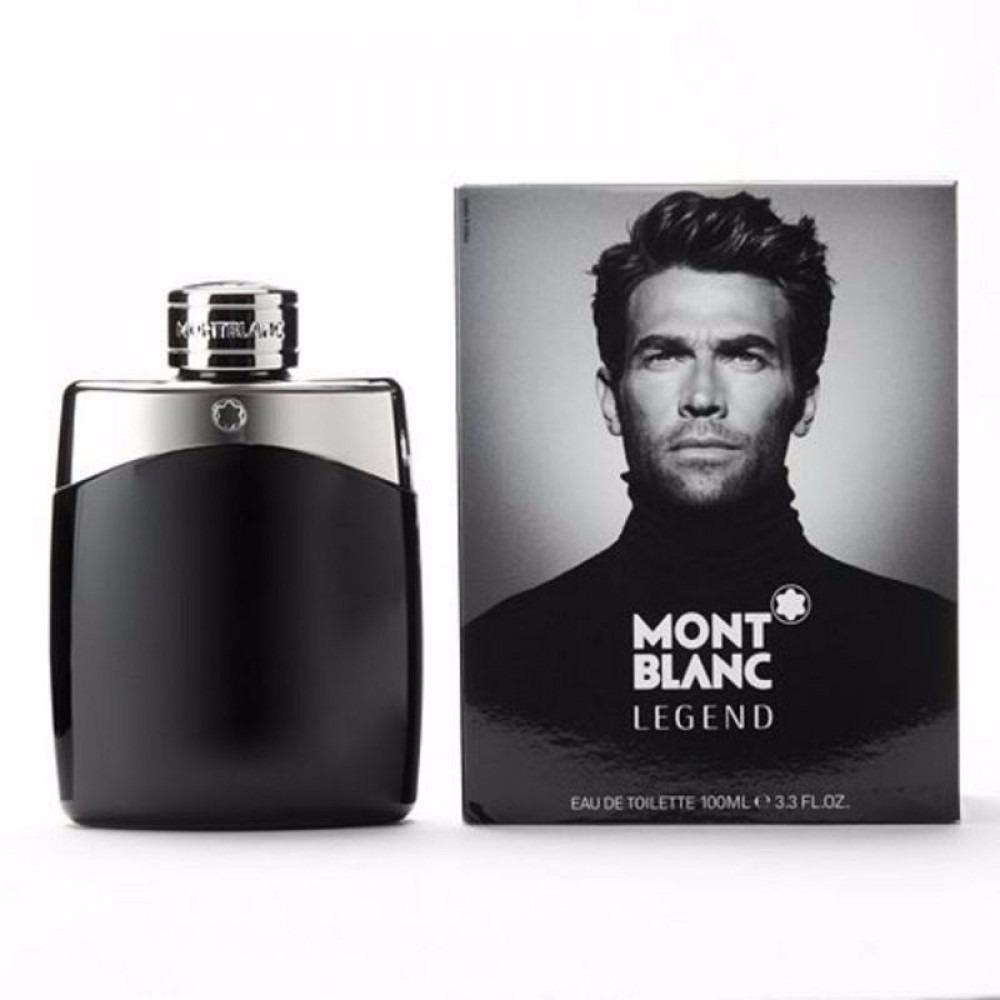 cf2b71f5386 Características. Marca Montblanc  Nome do perfume Mont Blanc Legend  Gênero  Masculino  Tipo de perfume Eau de toilette  Volume 100 mL ...