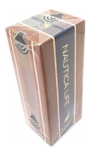 perfume masculino náutica life 100ml eau de toilette spray