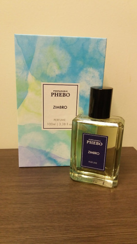 perfume masculino phebo granado zimbro edp 100ml