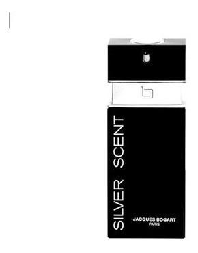 perfume masculino silver scent 100m jaques bogart importado