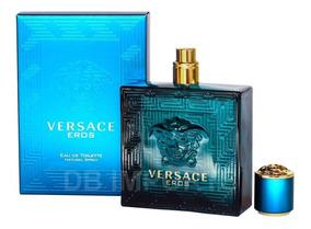 Perfume Eros Masculino 200ml Imediato Edt Envio Versace odxQreWCB